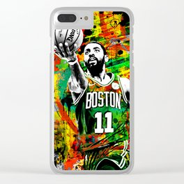 Uncle Drew Clear iPhone Case
