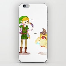 Strange Appearances iPhone & iPod Skin