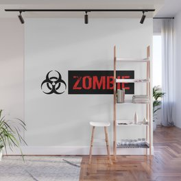 Zombie: Biohazard Wall Mural