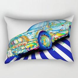 Diversity Colors Car Rectangular Pillow
