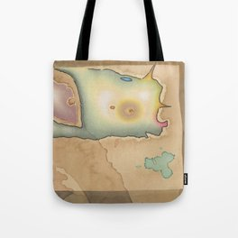 Little Narwhal Tote Bag
