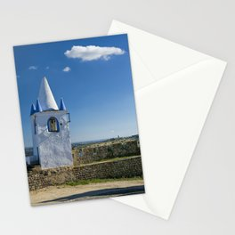 Arraiolos bell tower Stationery Cards