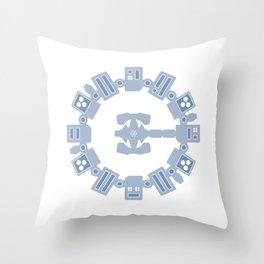 E N D U R A N C E Throw Pillow