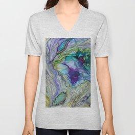 Where Mermaids Dream Unisex V-Neck