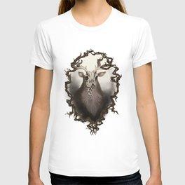 Corvus Cervus Lepus Series - Axis T-shirt
