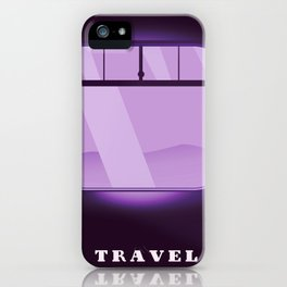 Travel - By Locomotive iPhone Case