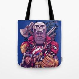 Wild Thanos Tote Bag