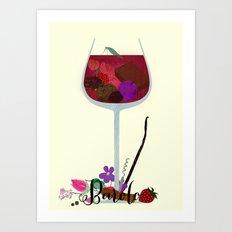Barolo Art Print