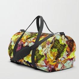 Graffiti Style Markings Duffle Bag