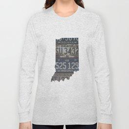Vintage Indiana Long Sleeve T-shirt