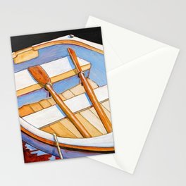 Row Boat Too Stationery Cards