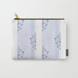 Moving Upwards - Blue Carry-All Pouch