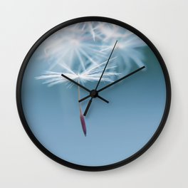Holding on Wall Clock