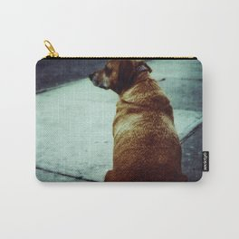 Doggie waits Carry-All Pouch