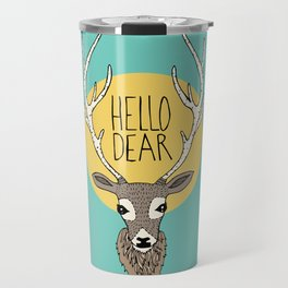 Good Manners - Hello Dear Travel Mug