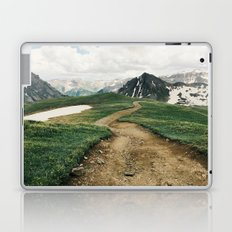 Colorado Mountain Road Laptop & iPad Skin