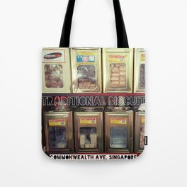 BISCUIT TIN Tote Bag