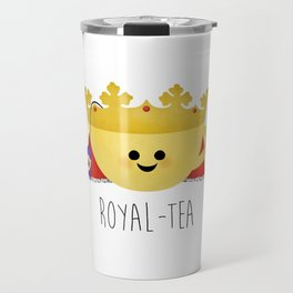 Royal-tea Travel Mug