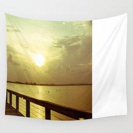 Ryckman Sunset Wall Tapestry