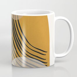 Abstract Shapes 33 Coffee Mug