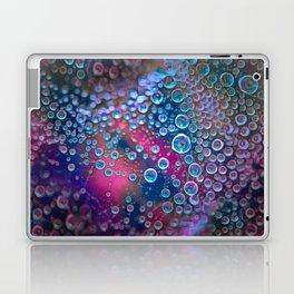 Magic iridescent colorful dew drops Laptop & iPad Skin