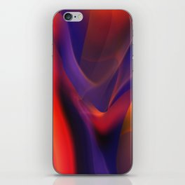 Silk iPhone Skin