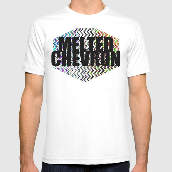 CHEVROMELT T-shirt