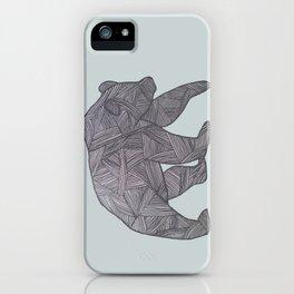 Bear. iPhone Case