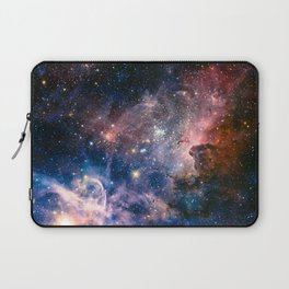 Carina Nebula's Hidden Secrets Laptop Sleeve