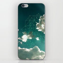 Tetrawhaaa iPhone Skin