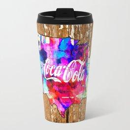 Coke Travel Mug