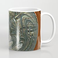 portal Mugs featuring Portal by DesignsByMarly