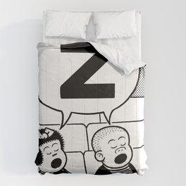 THE BIG Z Comforters