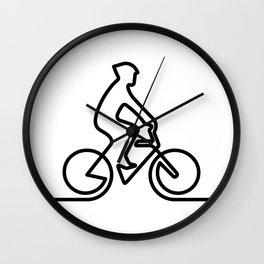 ROADBIKE Wall Clock