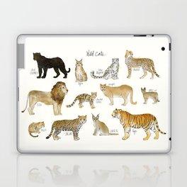 Wild Cats Laptop & iPad Skin