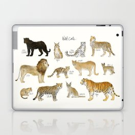 Wild Cats Laptop & iPad Skin