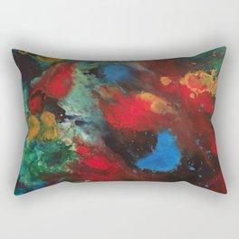 Cosmic Analysis No.1 Rectangular Pillow