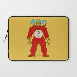 3 Things Laptop Sleeve