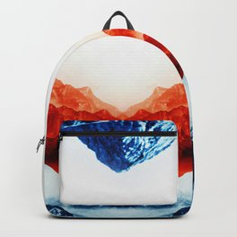 mission blue Backpack