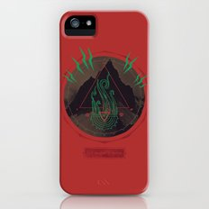 Mountain of Madness Slim Case iPhone (5, 5s)