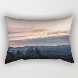 North Georgia Mountains 2 Rectangular Pillow