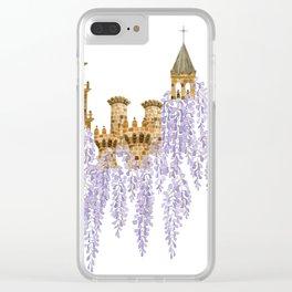 I love Ponferrada Clear iPhone Case