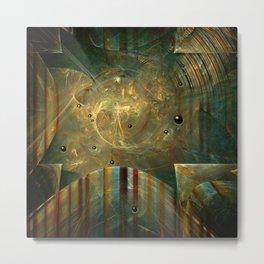 Abstractus Metal Print