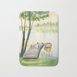 A Little Peace of Mind Bath Mat