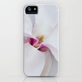 Magnolia - High Key iPhone Case