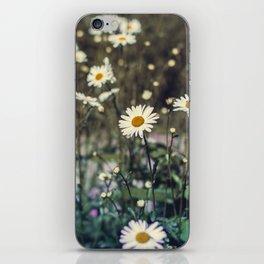 Daisy II iPhone Skin