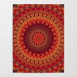 Mandala 261 Poster