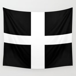 Flag of Cornwall Wall Tapestry