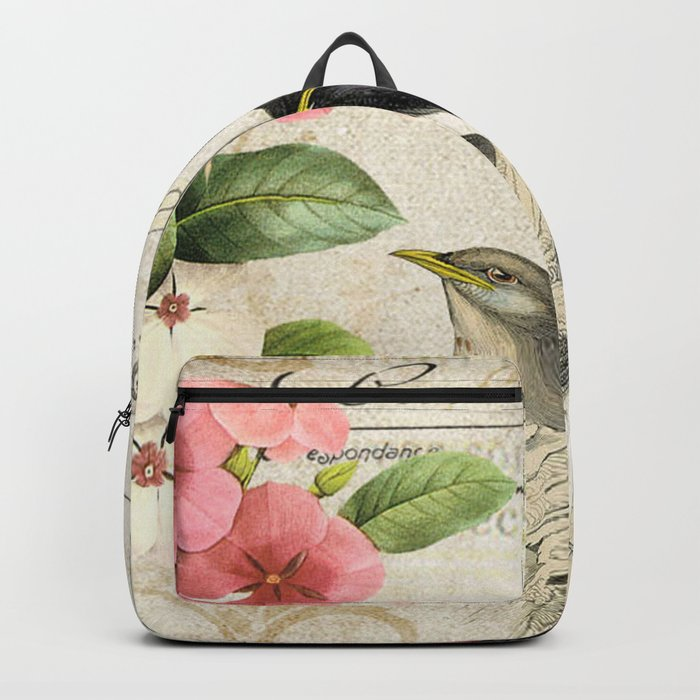 Sweet birds #6 Backpack