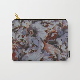 Leaves Texture Photography Carry-All Pouch